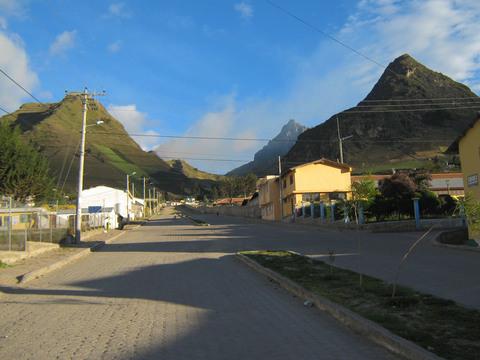 Hills surrounding Zumbahua.