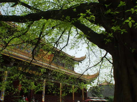 Chendu temple.