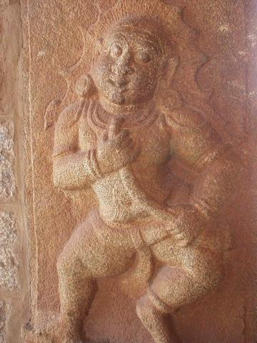 Unidentified god, Vittala temple.