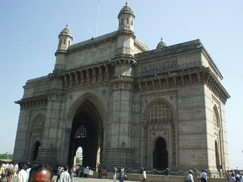 The gateway to India.