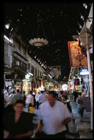 The Al-Hamidiyya, Damascus